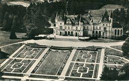 31 - MONTREJEAU - Environs De Montrejeau. Château De La Valmirande, Son Jardin à La Française - Montréjeau