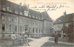 71 - Autun - Caserne Billard Du 29me D'Inf. Ancien Séminaire - Autun