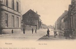 Merksem Rue Du Canal Reklame Postkaart Prachtkaart ???? - Antwerpen