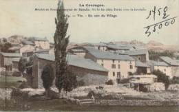 66 - Via - Un Coin Du Village (colorisée) - France