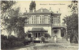 BOUCHOUT- Lez - Anvers  - Buitengoed A. Deckers - Boechout