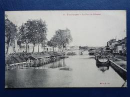 TOULOUSE : LE PORT SAINT ETIENNE - Toulouse