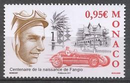 TIMBRE - MONACO - 2011 - Nr 2761 - Neuf - Monaco