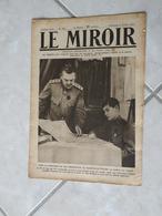Le Miroir,la Guerre 1914-1918 - Journal N°163 - 7.1.1917 - La Piraterie Des Sous Marins Allemands(Titres Sur Photos) - War 1914-18