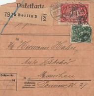Berlin Sur Bordereau - Briefe U. Dokumente