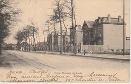 Merksem Bredabaan Villas Met In Verte Oude Bareel 27 8 1908  ???? - Antwerpen