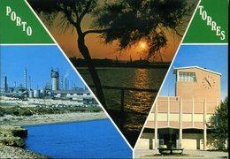 CPM - Porto Torres : Vues Diverses - Italien