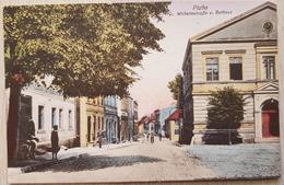 Plathe Wilhelmstraße - Deutschland