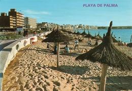PLAYA DE PALMA-MALLORCA- NON VIAGGIATA   -F.G - Mallorca