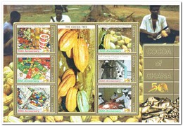 Ghana 2007, Postfris MNH, Cocoa - Ghana (1957-...)