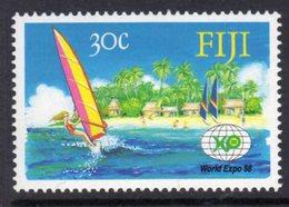 Fiji 1988 Expo '88 World Fair, MNH, SG 770 (BP2) - Fiji (1970-...)