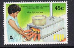 Fiji 1988 International Women's Council, MNH, SG 771 (BP2) - Fiji (1970-...)