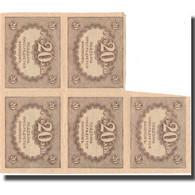 Billet, Russie, 20 Rubles, 1917, 1917-09-04, KM:38, TTB+ - Russia