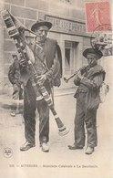 Auvergne - Musiciens Calabrais à La Bourboule - La Bourboule