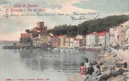Golfo Di La Spezia - S. Terenzo - Via Del Porto - La Spezia