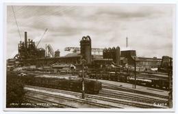 KETTERING IRON WORKS / IRONWORKS - Northamptonshire