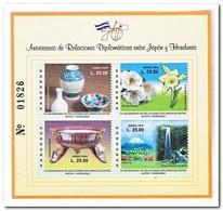 Honduras 2005, Postfris MNH, Diplomatic Relations With Japan - Honduras