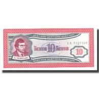Billet, Russie, 10 Rubles, SPL+ - Russia