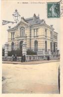 71 - AUTUN : La CAISSE D'EPARGNE ( Banque ) - CPA - Saône Et Loire - Autun