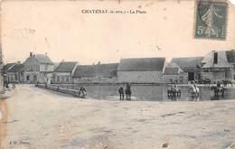 Chatenay - Eure Et Loir - La Place - En L'état - France