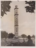 CONCRETE TOWER ANDREW PETERSON HORTIE LYMINGTON  INVENTIONS 20*15CM Fonds Victor FORBIN 1864-1947 - Lugares