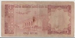 SAUDI ARABIA P. 16 1 R 1976 F - Saoedi-Arabië