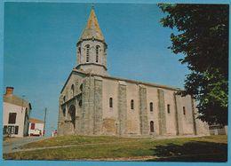 MOUTIERS-LES-MAUXFAITS - L'Eglise - Moutiers Les Mauxfaits