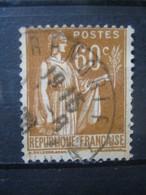 FRANCE    N° 364 - OBLITERE - OBLITERATION RONDE - Francia