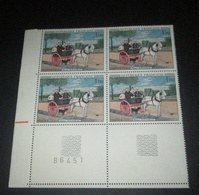 France 1967 Neuf** N° 1517  Tableau Du DOUANIER HENRI  ROUSSEAU Bloc De 4 - Sheetlets