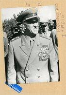 Photo Originale Le Maréchal  JOUKOV   Homme Politique De L'URSS - Guerre, Militaire