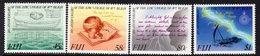 Fiji 1989 Bicentenary Of Bligh's Voyage Set Of 4, MNH, SG 790/3 (BP2) - Fiji (1970-...)