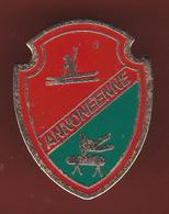 59326-Pin's.Annonéenne Gymnastique, Annonay. - Gymnastics