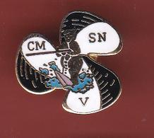 59327-Pin's.SKI NAUTIQUE CM SN V. Helice Bateau. - Ski Nautique