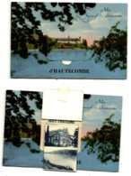 73 - B26531CPA - HAUTECOMBE - Mes Souvenirs - Carte Système - Dépliant 10 Vues Multiples - Très Bon état - SAVOIE - France