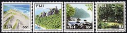 Fiji 1991 Environmental Protection Set Of 4, MNH, SG 823/6 (BP2) - Fiji (1970-...)