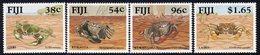 Fiji 1991 Mangrove Crabs Set Of 4, MNH, SG 831/4 (BP2) - Fiji (1970-...)
