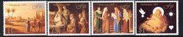 Fiji 1991 Christmas Set Of 4, MNH, SG 835/8 (BP2) - Fiji (1970-...)