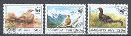 Azerbaijan 1994. Lot #1 (U) W.W.F. Birds * - Azerbaidjan