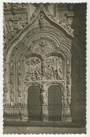 Castilla Y Léon -    Salamanca  -  Puerta Principal De La Catedral Nueva - Salamanca