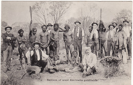 NATIVES OF WEST AUSTRALIA GOLDFIELDS - Aborigènes