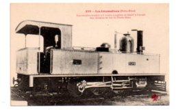 Lot 6-239-Les Locomotives - Porto Rico - Locomotive Tender - Trains