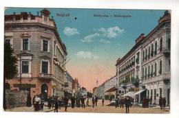 +2906,  Feldpost, Belgrad, - Guerra 1914-18