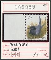 Buzin - Belgien - Belgique - Belgie - Belgium - COB 3136 - ** Mnh Neuf Postfris -  Michel 3186 - 1985-.. Vogels (Buzin)
