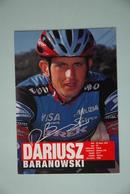 CYCLISME: CYCLISTE : DARIUZ BARANOWSKI - Ciclismo