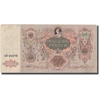 Billet, Russie, 5000 Rubles, 1919, 1919, KM:S419c, TTB - Russia