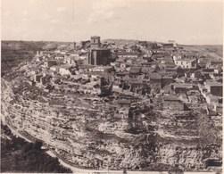 JORQUERA GORGES 1959 ALBACETE  Photo Amateur Format Environ 7,5 Cm X 5,5 Cm - Lugares