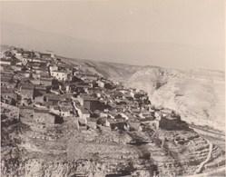 JORQUERA  Gorges Du JUCAR 1954 ALBACETE  Photo Amateur Format Environ 7,5 Cm X 5,5 Cm - Lugares