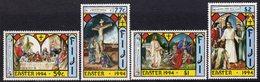 Fiji 1994 Easter Set Of 4, MNH, SG 890/3 (BP2) - Fiji (1970-...)