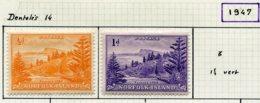 13396 NORFOLK Collection Vendue Par Page N°1/2, 26/30A *  1947-60   TB - Ile Norfolk