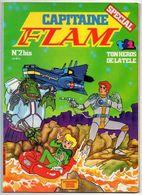 Capitaine Flam - Spécial Mensuel N°2 Bis - La Planète Des Croco-monstres - Bücher, Zeitschriften, Comics